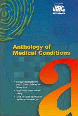 Anthology of Medical Conditions. : Australian Medical Council :  9781875440283