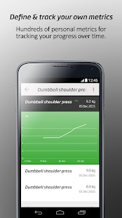 CustomFit by Fitness First- screenshot thumbnail