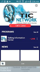 Talking Information Center - náhled