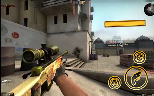 Army Sniper Shooter Assassin Killer 3D Elite Game - náhled
