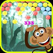 Monkey Bubble Shooter HD