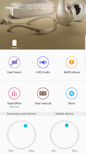 Samsung Level 5.2.11 PC u7528 5