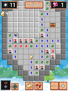 Minesweeper: Collector - Online mode is here! Screenshot
