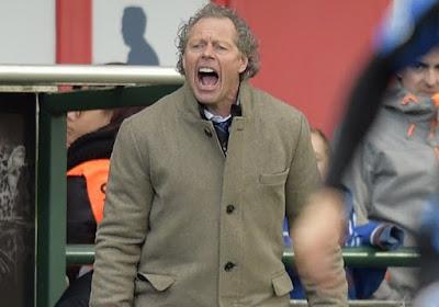 """KVK-fans lachen met Preud'homme: """"Dan zal zo'n coach niet meer terugkeren naar België"""""""
