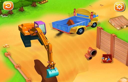 Construction City For Kids 1.0.4 screenshots 4