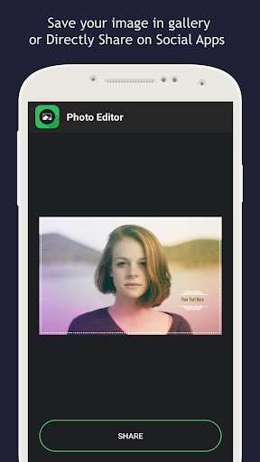 Photo Editor - Photo Effects and Picture Editor 2.1 screenshots 3
