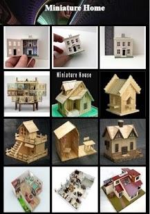Miniature Home - náhled
