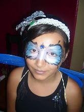 Photo: Mask face painting by Sofia,