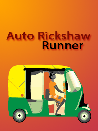 Auto Rickshaw Runner