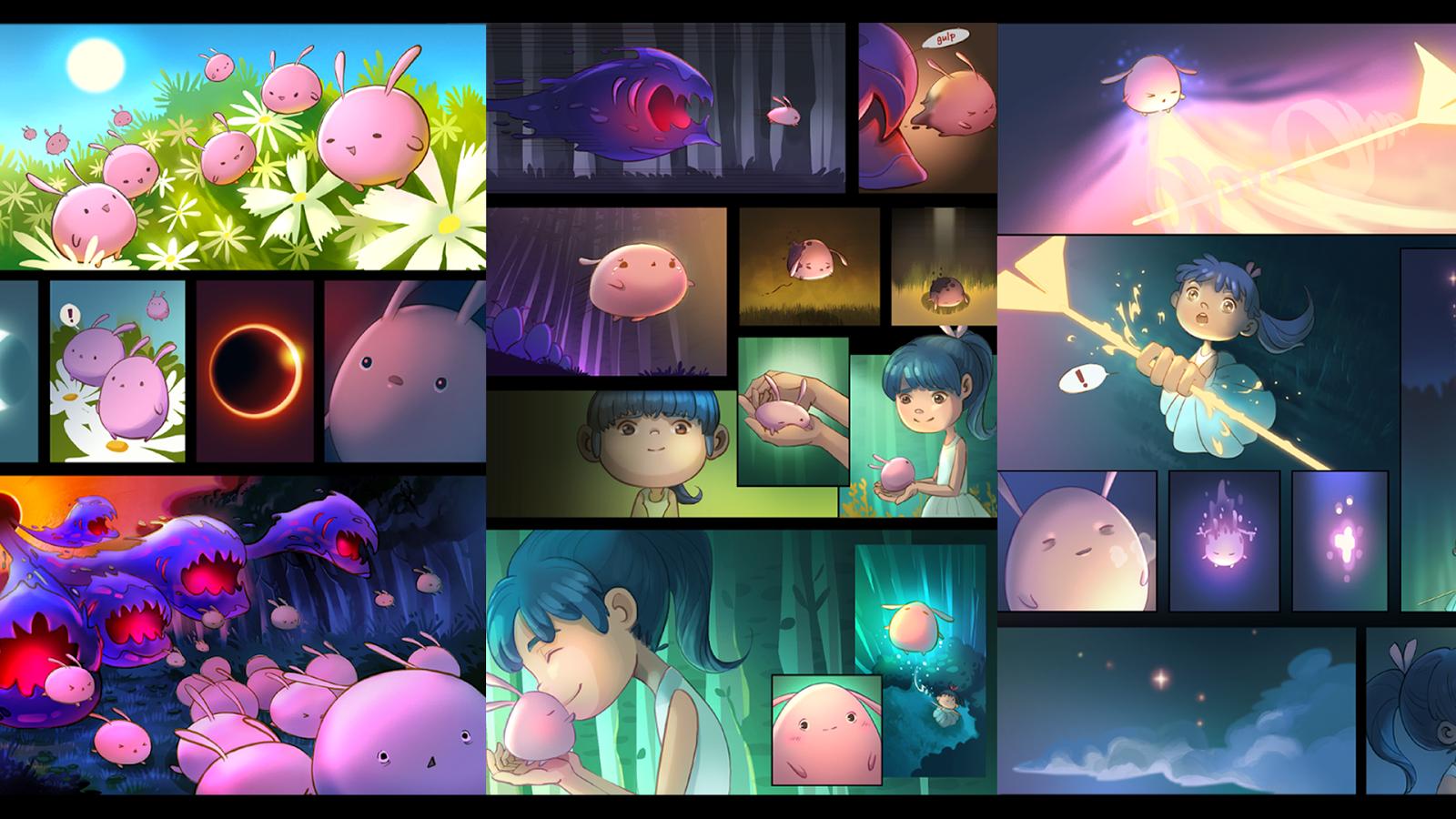 Light a Way- screenshot