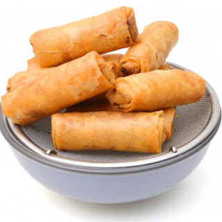 Egg Roll Wrappers & Fillings Recipe