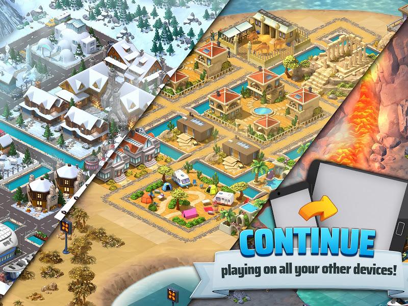 City Island 5 - Tycoon Building Simulation Offline Screenshot 15