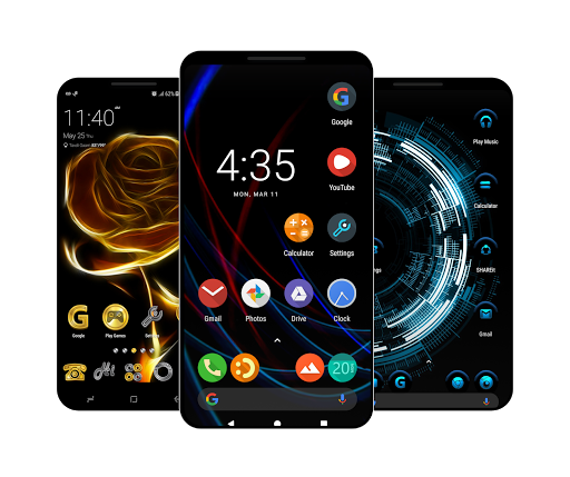Launcher for Android u2122 v1.3.0 screenshots 1