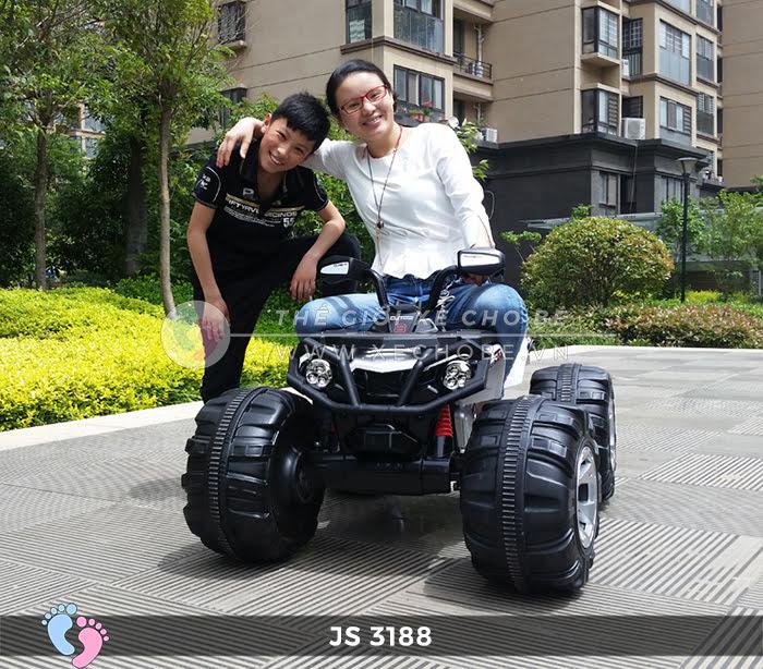 Xe moto điện trẻ em JS-3188 9