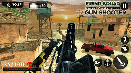 Code Triche Fps Counter Attack - Gun Shooting Free Action Game APK MOD screenshots 4