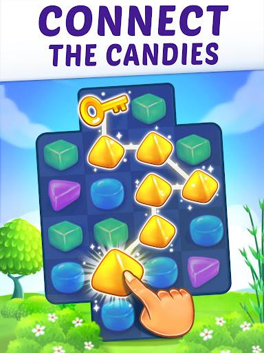 Gummy Paradise - Free Match 3 Puzzle Game  screenshots 8