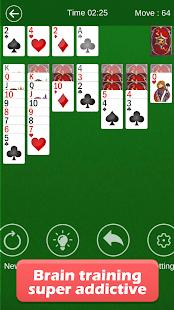 Classic Solitaire Free - Klondike Poker Games Cube