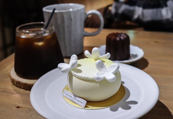 完全無雷的精緻法式蛋糕店,回訪率100%/某某Quelques Pâtisseries/