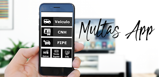 App dos Motoristas - Consulte Placa CNH, Multas, Veículos e a Tabela Fipe
