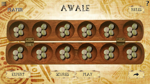 Awale Online - Oware Awari screenshots 2
