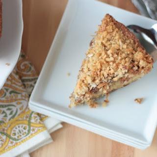 Coconut Coffee Cake Recipe
