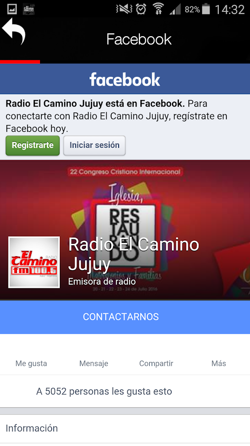 Radio El Camino 100.5- screenshot