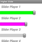 Higher Slider Game