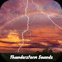 Thunderstorm Sounds: Lightning & Sleep Rain Sounds icon