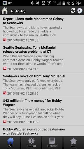 News - Seattle Football Addict