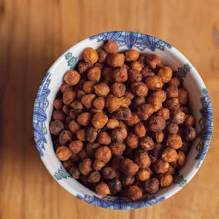 Crunchy Chickpeas.