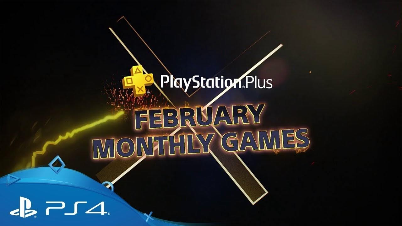 PlayStation Plus: Game Gratis February 2019