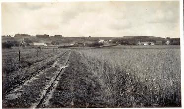 Photo: Stævnbakgaard i Pederstrup set fra Rimmerne