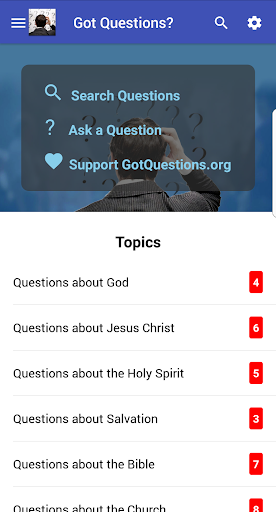 Got Questions? 4.4.4 screenshots 1
