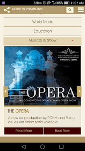 Royal Opera House Muscat- screenshot thumbnail