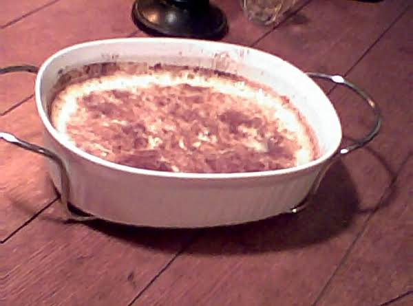 Alice's Rice Pudding