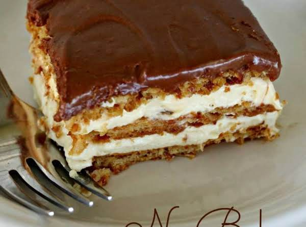 No Bake Eclair Cake Recipe