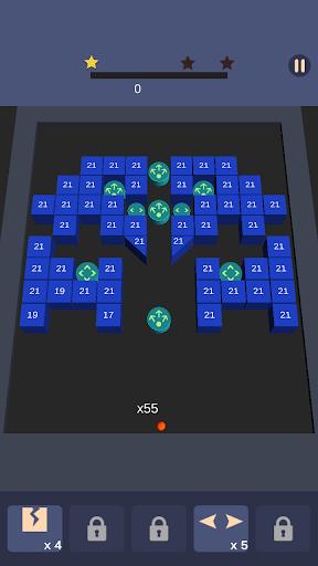 Bricks n Balls Breaker 3D - Puzzle Crusher apkdebit screenshots 8