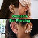 Women's Ear Piercing icon