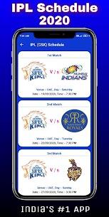 DREAM11 IPL 2020 Schedule, Live Scores, Points Table Live. 4