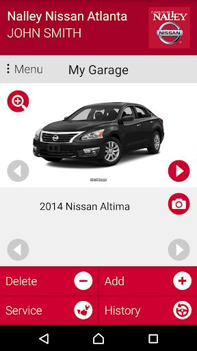 Nalley Nissan Atlanta