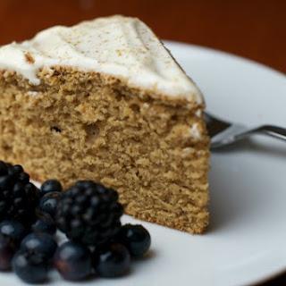 Auntie Margaret's Spice Cake.