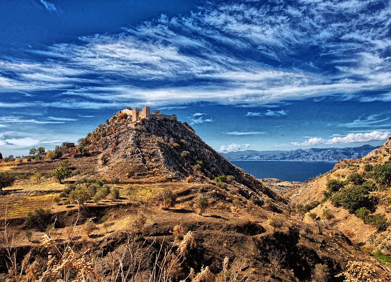 lassù sulla montagna di Fiorenza Aldo Photo