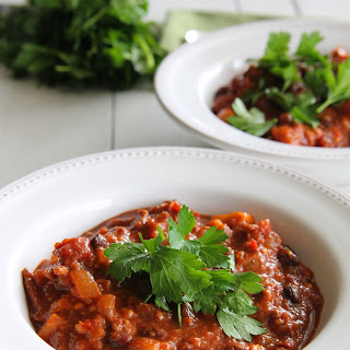Black Bean Sirloin Chili Recipes