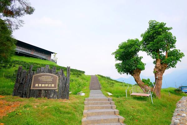 鹿篙咖啡莊園:日月潭最新打卡熱門景點,享受群山擁抱的氛圍,欣賞無敵山林美景