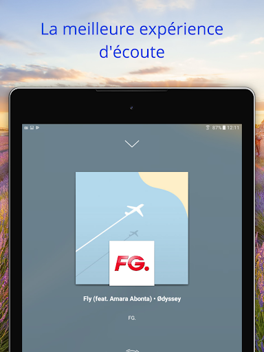 France Radios : u00c9couter Radio en Direct Gratuit 2.2.5 screenshots 16