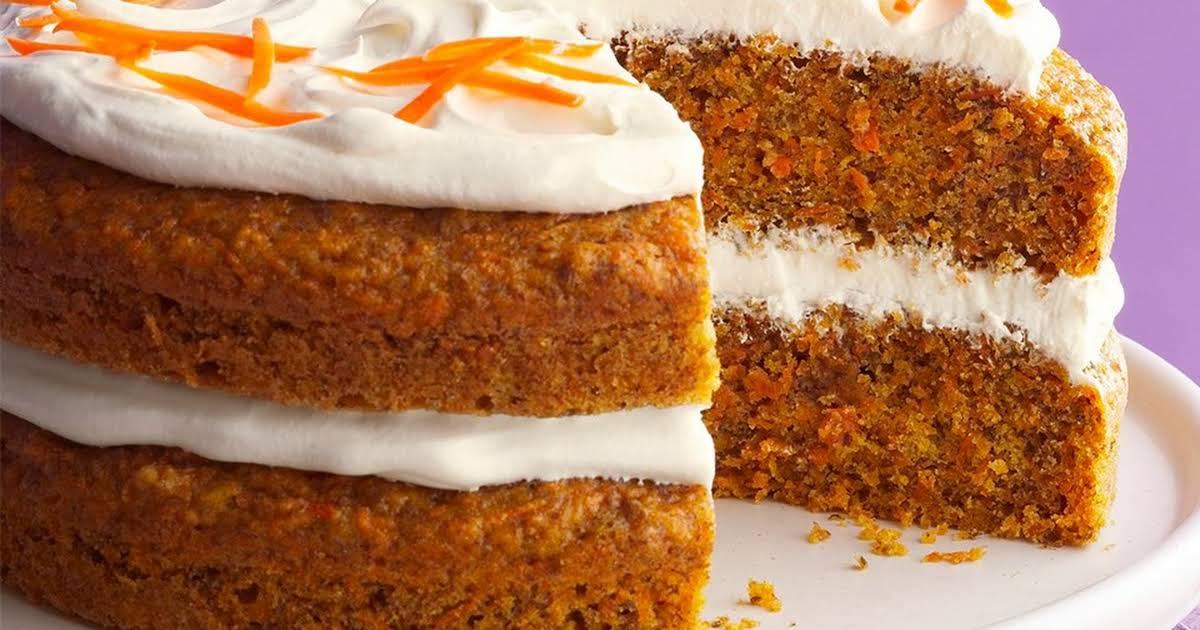 Carrot Cake Recipe Uk With Oil: 10 Best Diabetic Carrot Cake Recipes