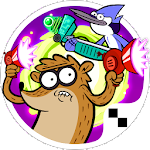 Ghost Toasters - Regular Show Icon