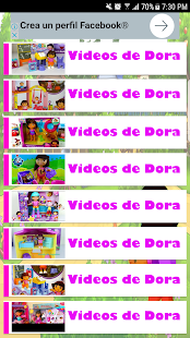 Videos de dora hd android apps on google play videos de dora hd screenshot thumbnail voltagebd Image collections