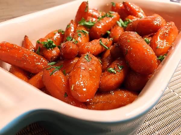 Grand Marnier Glazed Carrots Recipe