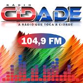 Rádio Cidade FM 104.9